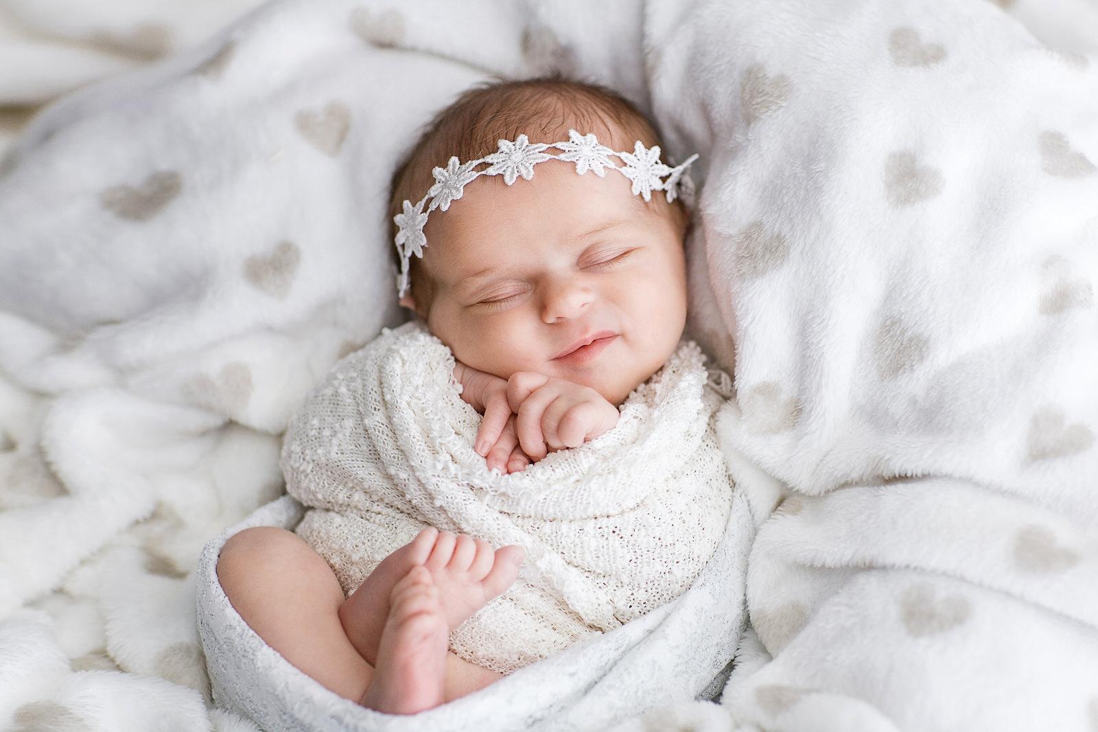 η πρωτη φωτογραφιση του μωρου