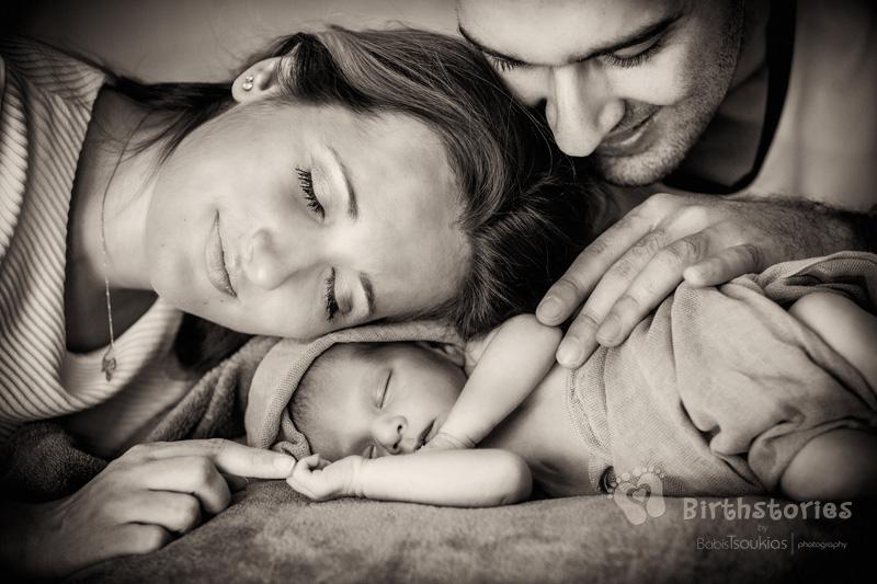 φωτογράφηση μωρών